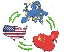 Y a-t-il une place pour l'Europe entre la Chine et les Etats-Unis ?